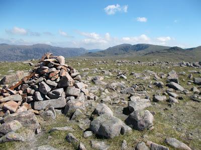 lakeland summits caw fell