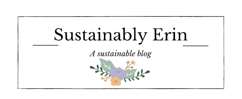 Sustainably Erin