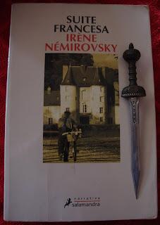 Portada del libro Suite francesa, de Irène Némirovsky