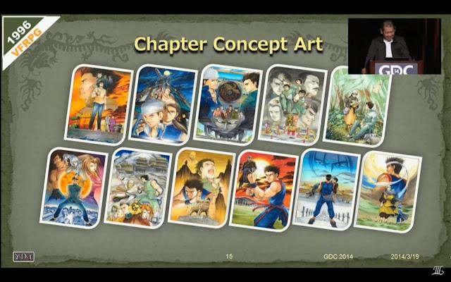 Chapter Concept Art