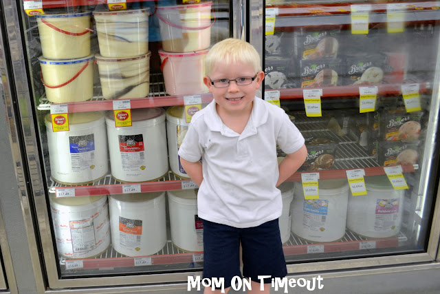 Dr Seuss Ice Cream Party Mom On Timeout