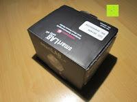 Verpackung: smartLAB easy nG Handgelenk-Blutdruckmessgerät