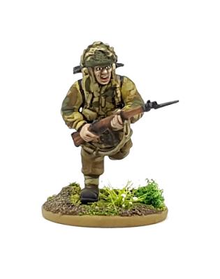 Polish Airborne Rifleman