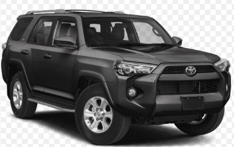 2020 toyota 4runner limited nightshade edition black for sale
