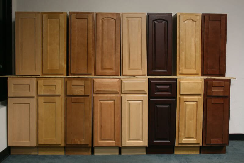 Unfinished Shaker Cabinet Doors