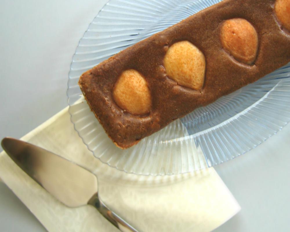 Bolo de pêra e canela / Pear & cinnamon cake