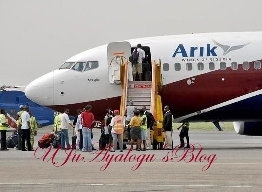 BREAKING News: Travellers Stranded in Airports as Arik Air Staff Begin Nationwide Strike