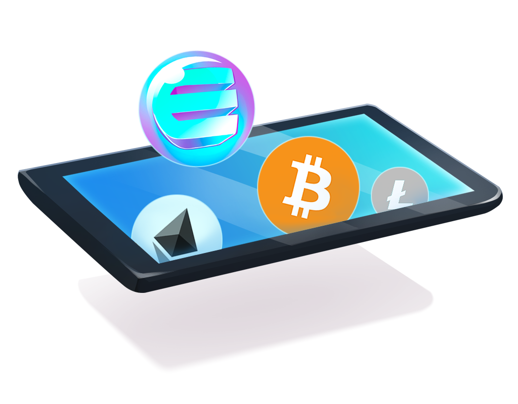 mobile wallet cryptocurrency