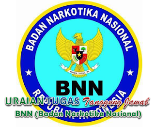 Tugas Dan Fungsi BNN (Badan Narkotika Nasional)