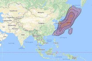 Footprint Satellite BSAT 3A 110.0°E KU Band