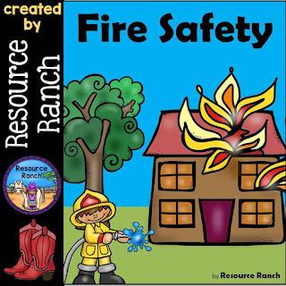 https://www.teacherspayteachers.com/Product/Fire-Safety-1483157
