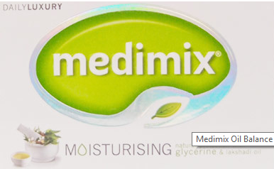 Medimix Clear Glycerin Natural Toning Soap