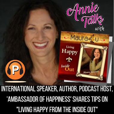 Special Broadcast: Annie Talks with Maura Sweeney