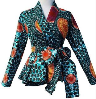 jual model baju atasan batik wanita