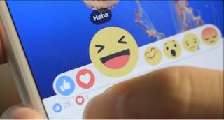 Hướng dẫn bày tỏ cảm xúc hàng loạt trên Facebook - AnonyHome