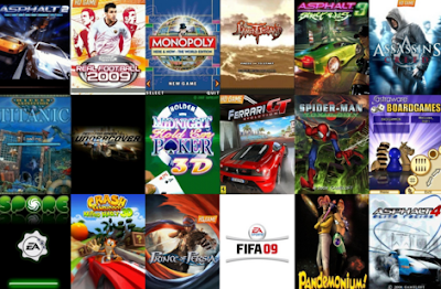 Kumpulan Game HD 3D Symbian Paling Canggih Terbaru 2017