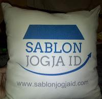 Sablon Bantal
