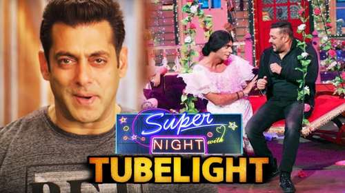 Super Night With Tubelight 17th June 2017 Full Episode Download