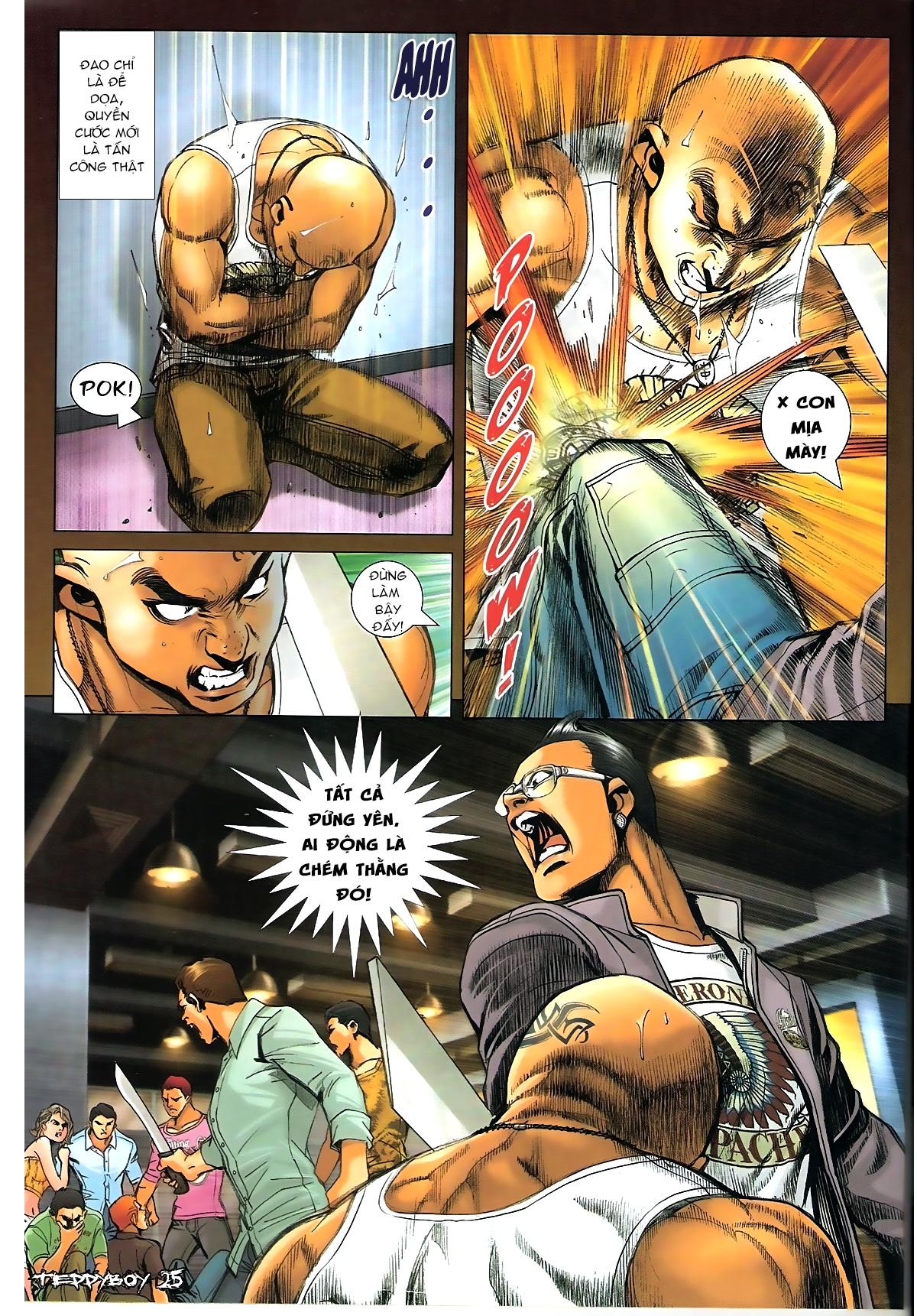 Người Trong Giang Hồ - Chapter 1327: Đàn ông đích thực - Pic 21