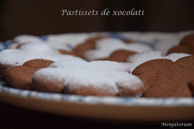 Pastissets De Chocolate