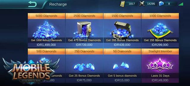 cara mendapatkan skin gratis di mobile legend