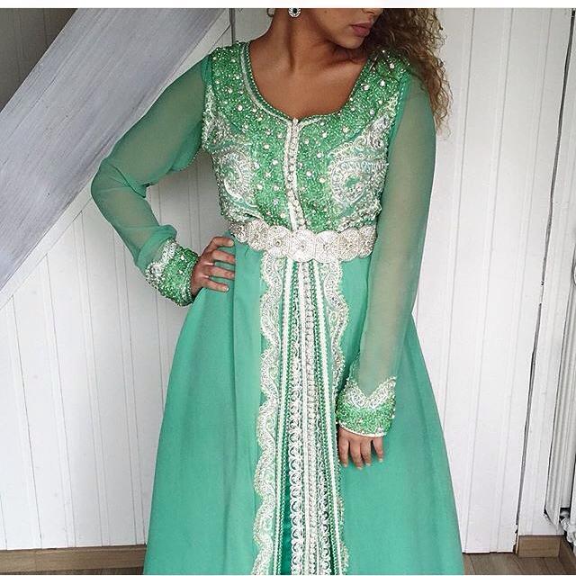 Caftan marocain boutique 2016 vente caftan au maroc france - Boutique caftan paris 18 ...