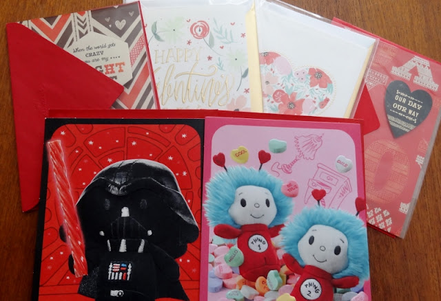 Hallmark #Valentine's Day greeting cards #giveaway