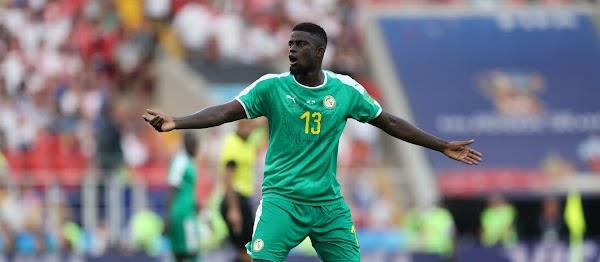 Málaga, N'Diaye es suplente con Senegal ante Madagascar