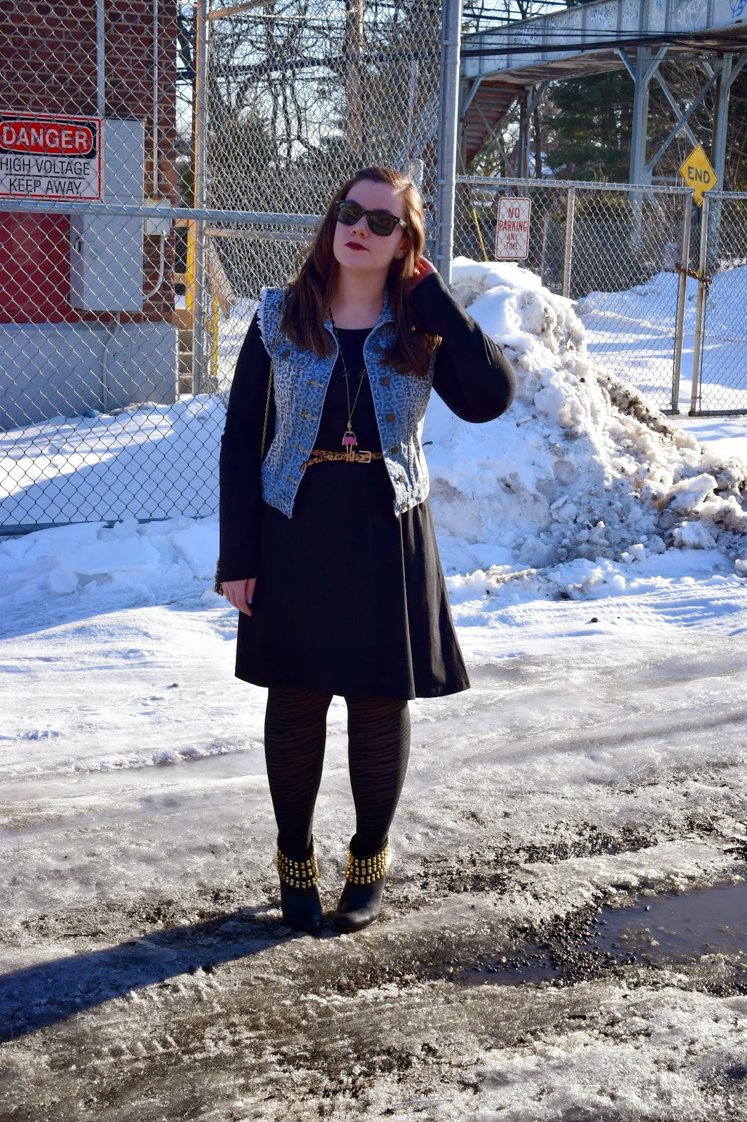 Sequins and Skulls: No Ordinary Denim Vest