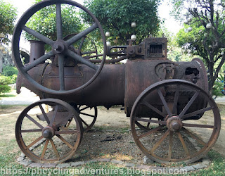 Old Vehicle or Cannon