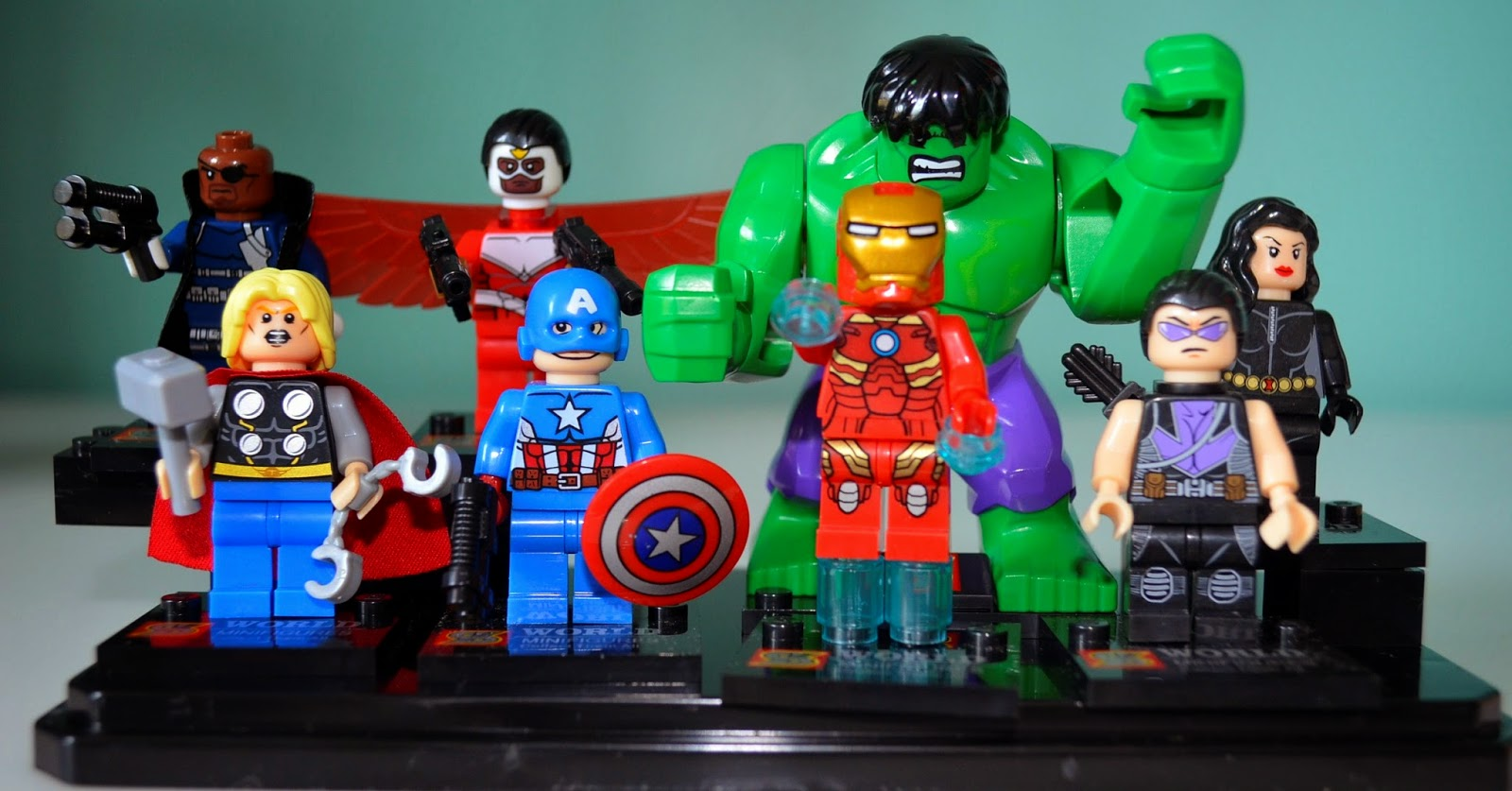 Brick Toys and all Sorts: 2014