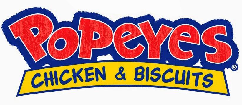 """Popeyes Louisiana Kitchen Logo kool kwotes: """"love that chicken from popeyes!"""" - popeyes louisiana"""