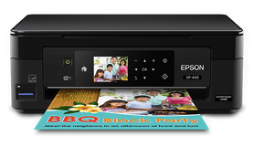 Epson XP-440 Driver Free Download for Mac and Windows