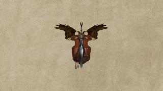 Warhammer 40000: Inquisitor Martyr iPhone Background