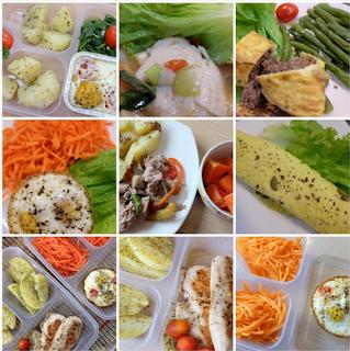 Gambar Menu Sahur  Puasa Ramadhan Diet