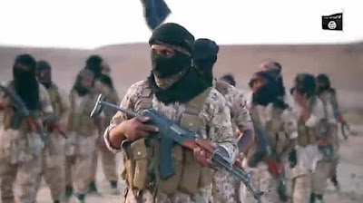 Ayman Shaukat + ISIS