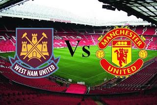 شاهد مباراة مانشستر يونايتد ووست هام يونايتد بث مباشر اليوم 30-11-2016 فى ربع نهائى كأس رابطة المحترفين الإنجليزية