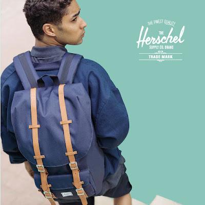 Herschel Supply Co. en #TiendaFitzrovia.