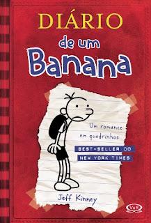 DIARIO DE UM BANANA, V.1 UM ROMANCE EM QUADRINHOS