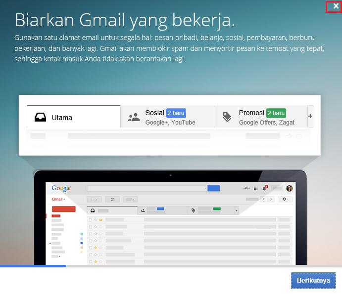 Cara Mudah Buat Email Gmail Terbaru 2016 - Cara Membuat