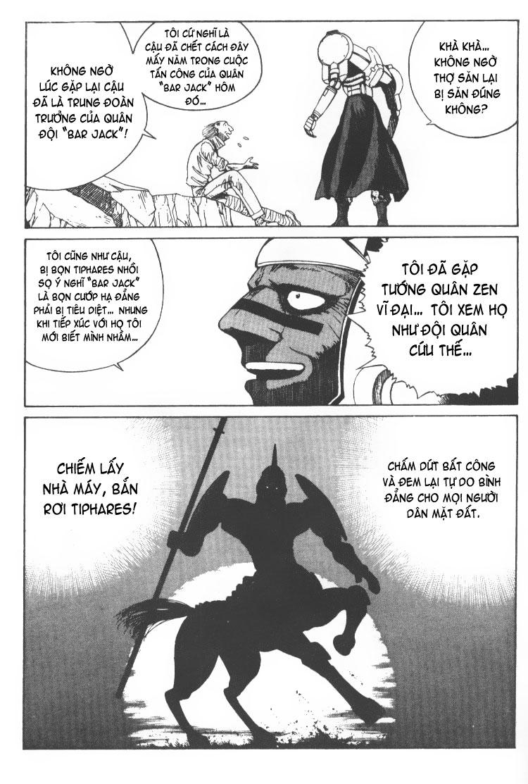 Battle Angel Alita chapter 34 trang 8