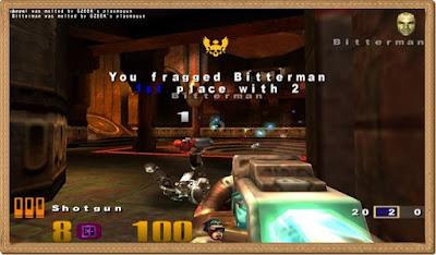 Quake 3 Arena Free PC Games Gameplay