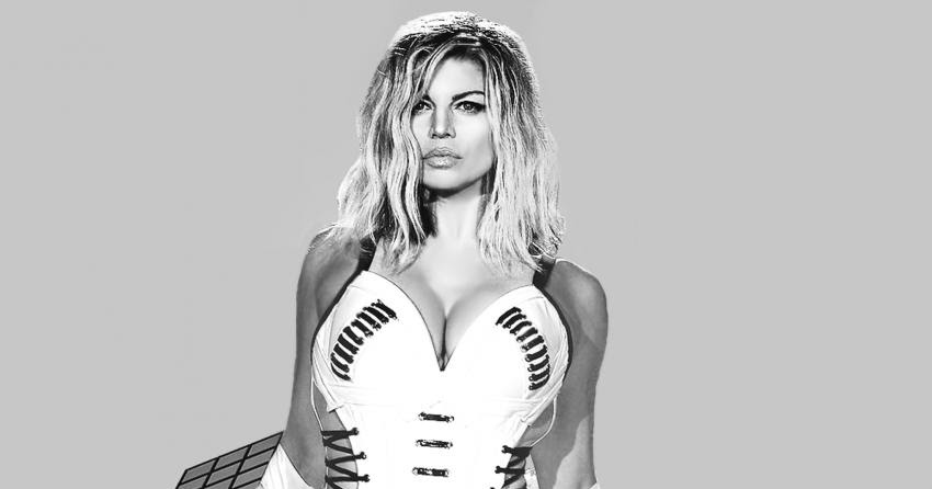 Fergie Nude Tits