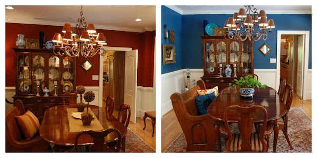 Imparting Grace: Dining Room Reveal