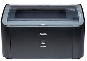 Canon lbp 2900 printer software