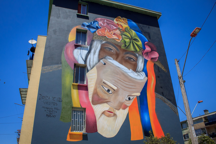 Meeting of Styles | Pedro Aguirre Cerda
