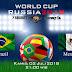 BOLA88 - PREDIKSI 16 BESAR PIALA DUNIA: BRAZIL VS MEXICO 02 JULI 2018 ( RUSSIA WORLD CUP 2018 )