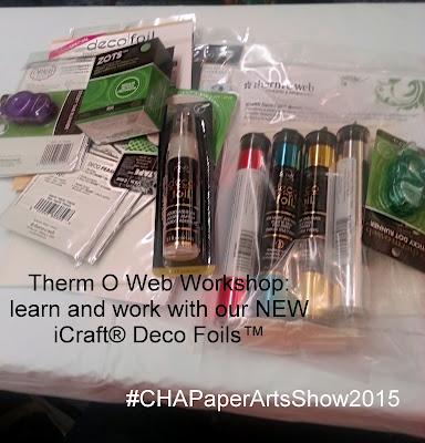 CHA PaperArts+ Show 2015