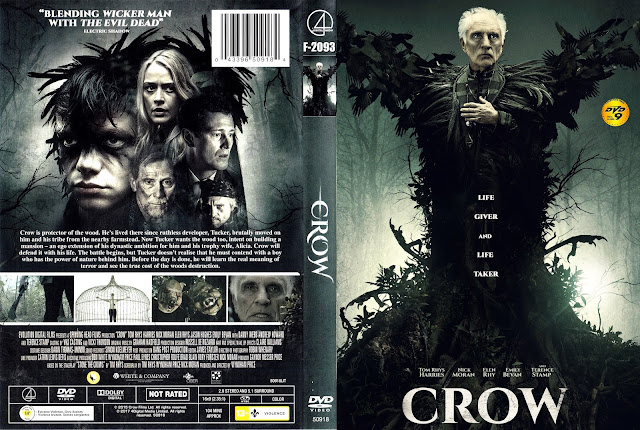 Crow DVD Cover