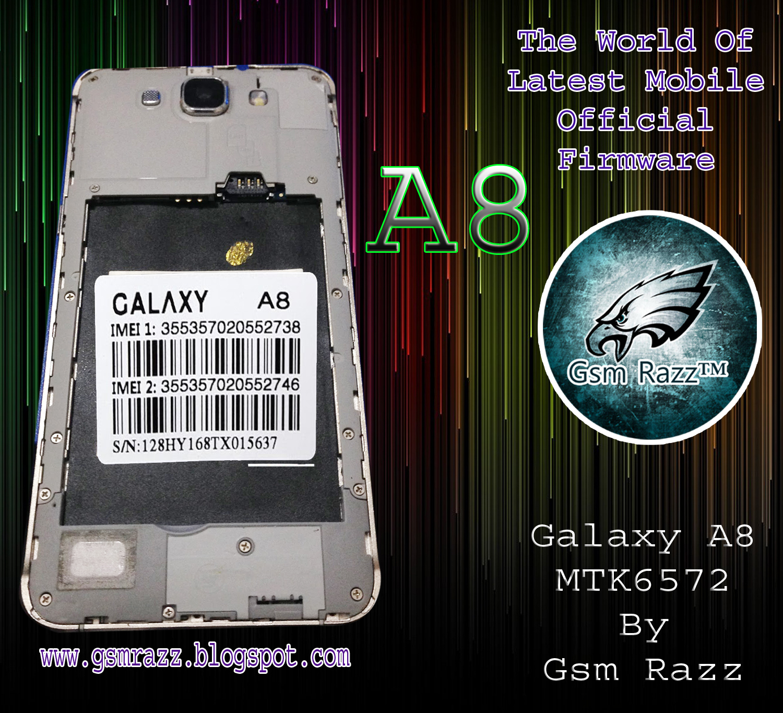 Samsung A8 Firmware